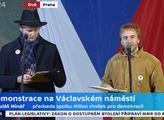 Sračka, hnůj, děvka! Chvilkaři řádili: FOTO, jak dopadla Praha. To budete koukat