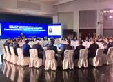 Prezident Zeman na ekonomickém fóru v Číně