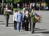 V pondělí 30. dubna se u Památníku Rudé armády v K...