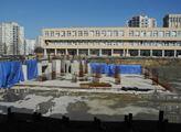 Nekonečná stavba orlovského náměstí