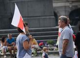 Akce solidarity s Běloruskem a podpora demokratick...