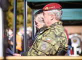 Prezident republiky Miloš Zeman se zúčastnil v úte...