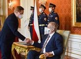 Prezident republiky Miloš Zeman jmenoval  prof. MU...