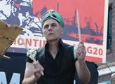 Demonstrace proti summitu G20 v Hamburku