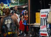 DIY karneval 2021 - Anti-tradiční zóna. Průvod pro...