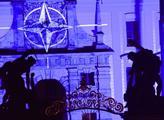 U příležitosti konání summitu NATO bylo I. nádvoří...