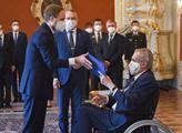Prezident republiky Miloš Zeman jmenoval Jakuba Ku...