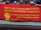 Demonstrace proti summitu G20 doprovázela závěrečn...