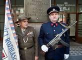 Z výročí květnového povstání v roce 1945 proti nac...