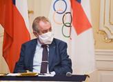 Zeman a hry v Pekingu