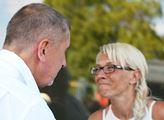 Premiér Andrej Babiš na setkání členů Bytového dru...
