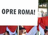 Protestní pochod 31. července 2018: Stop pogromům ...