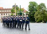 První otevření Pražského hradu veřejnosti před jeh...