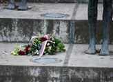 Připomenutí památky obětí komunistického režimu, z...