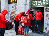 Zavřené hospody a restaurace řeší alespoň část trž...
