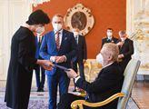 Jmenování profesorky Evy Zažímalové předsedkyní AV...