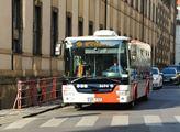Autobus v nových barvách