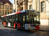 Představení prototypu autobusu SOR NB12 v nově sch...