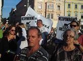"""""""Tady není Rusko!"""" Jaromír Štětina publikum nešetřil. Promluvil i Ukrajinec. Padla příhoda s Putinem"""