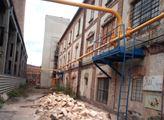 Bývalá fabrika