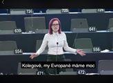 Pirátská europoslankyně Gregorová, vášnivá aktivistka: První grant čerpala už na střední škole