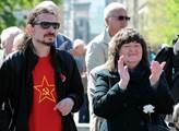 Komunistický první máj v Brně