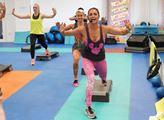 Cvičitelka aerobiku Hanka Kynychová před koronakri...