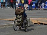 Hladem proti EET: Invalida z Moravy se v pondělí chystá protestovat před Sněmovnou