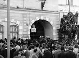 Srpen 1968 v ulicích Valašského Meziříčí