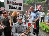 Happening Evropané proti válce (zastavte agresivní...