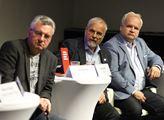 Předvolební debata se zástupci parlamentních stran...