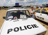 Den s policií se statickými i dynamickými ukázkami...