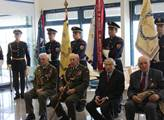 Miloš Zeman odletěl na oslavy konce války do Moskv...