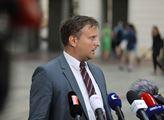 Ministr spravedlnosti Jan Kněžínek