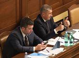 Celodenní bitva je u konce: Vláda Andreje Babiše v noci získala důvěru Sněmovny
