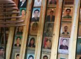 V tržnici SAPA  měli Vietnamci uctít své mrtvé mod...
