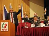 Hlasování o stanovách voleb předsednictva