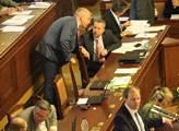 Ministři Milan Chovanec a Richard Brabec