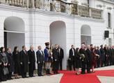 Prezident ČR Miloš Zeman přijel na oficiální návšt...