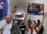 """Akce Trump for President, naděje pro svět i USA, """"..."""