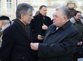 Peter Weiss a Dominik Duka