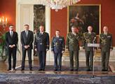 Prezident republiky Miloš Zeman jmenoval nového ná...