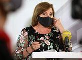 Ministryně Schillerová: Stačí málo a země si může způsobit novou krizi vlastními chybami