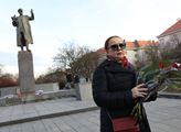 Vnučka maršála Koněva Jelena Gelijevna