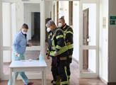 Tisková konference připravenosti Nemocnice Na Fran...