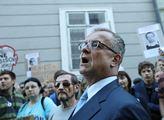 Hovory Miroslava Kalouska: Ty ******, ty ******, rozbiju ti hubu… Sněmovna řičela, jen Schwarzenberg...