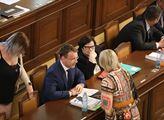 Premiér Andrej Babiš se obhajoval před poslaneckou...