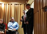 Ministr kultury Lubomír Zaorálek se zúčastnil slav...