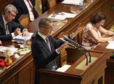 ODS, Piráti, KDU-ČSL, TOP 09 a STAN: V Poslanecké sněmovně existuje pevná politicko-mocenská koalice