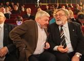 Mezi hosty byl Vladimír Železný a senátor Doubrava